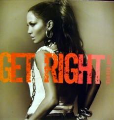 Виниловая пластинка Jennifer Lopez - Get right /US/