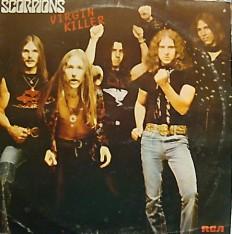 Виниловая пластинка Scorpions - Virgin killer /En/