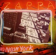 Виниловая пластинка Zappa - In New York /G/2LP