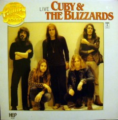 Cuby & The Blizzards - Live Cuby & The Blizzards /NL/
