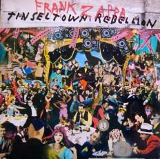 Виниловая пластинка Zappa - Tinsel town rebellion /G/2Lp