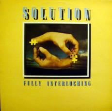 Виниловая пластинка Solution - Fully interlocking /NL/