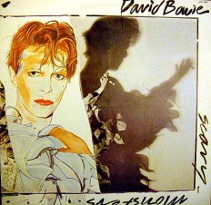 Виниловая пластинка David Bowie - Scary monsters /US/