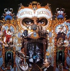 Michael Jackson - Dangerous /EU/ 2lp
