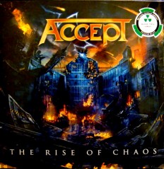Виниловая пластинка Accept - The Rise Of Chaos /EU/ 2lp