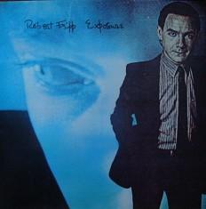 Robert Fripp - Exposure /En/