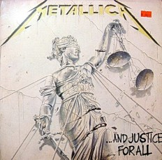 Metallica -  ...And Justice For All  /NL/2lp insert