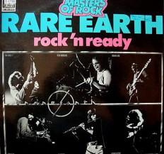 Виниловая пластинка Rare Earth - Rock 'N Ready  /NL/
