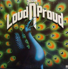 Виниловая пластинка Nazareth - Loud n Proud /US/ 1 press ? 1973