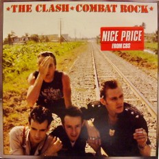 Виниловая пластинка Clash - Combat rock /NL/