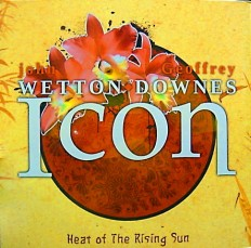 Виниловая пластинка Icon - Heat of the rising sun/EU/ 2lp