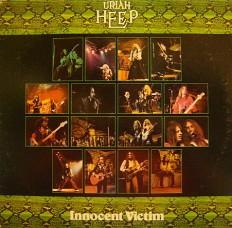 Виниловая пластинка Uriah Heep - Innocent victim US/