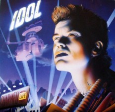 Billy Idol - Charmed Life /G/
