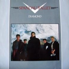 Виниловая пластинка Spandau Ballet - Diamond /G/