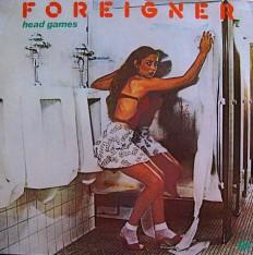 Виниловая пластинка Foreigner - Head games /G/