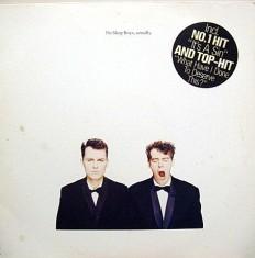 Виниловая пластинка Pet Shop Boys - Actually /NL/