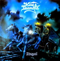 King Diamond - Abigail /NL/ 1 press