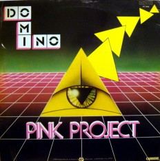 Pink Project - Domino  /Fr/ 2lp