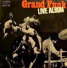 Виниловая пластинка Grand Funk - Live /Fr/ 2lp