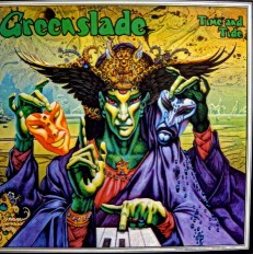 Greenslade - Time And Tide /UK/