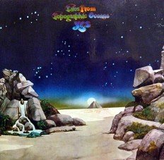Yes - Tales From Topographic Oceans /G/