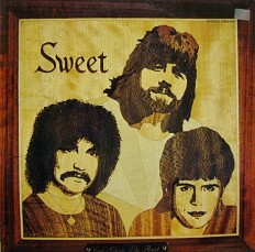 Sweet - Cut Above The Rest  /G/
