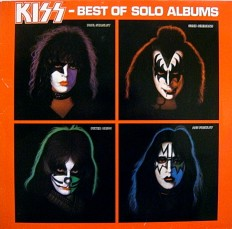 KISS - Best of solo albums /G/