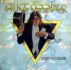 Виниловая пластинка Alice Cooper - Welkome to my nightmare/US/