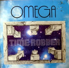 Виниловая пластинка Omega - Time Robber  /G/