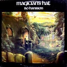 Виниловая пластинка Bo Hansson - Magicians hat /US/