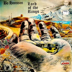 Bo Hansson - Lord of rings /G/