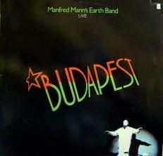 Виниловая пластинка Manfred Mann - Budapest /G/