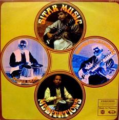 Виниловая пластинка Sitar music - Maditations /En/