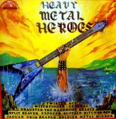 Виниловая пластинка Heavy Metal Heroes - Heavy Metal Heroes/En/