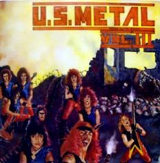 U.S. Metal - U.S. Metal vol - 3