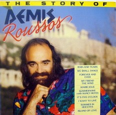 Виниловая пластинка Demis Roussos - Story of Demis /G/ 2lp