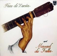 Виниловая пластинка Paco de Lucia - Spielt Manuel De Falla /G/