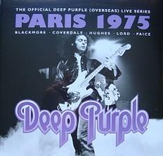 Виниловая пластинка Deep Purple - Live in Paris /G/3lp