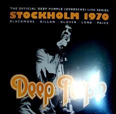 Виниловая пластинка Deep Purple - Live in Stockholm 1970 -3lp