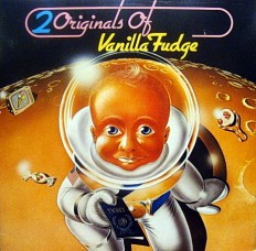 Виниловая пластинка VanillaFudge -  2 Originals Of Vanilla Fudge /G/ 2LP