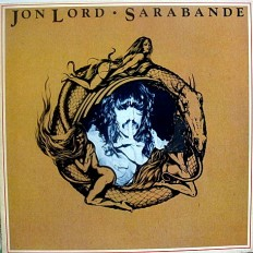 Виниловая пластинка Jon Lord - Sarabanda /G/
