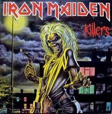 Iron Maiden - Killers /En/ 1 press