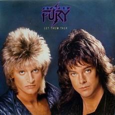 Stone Fury - Let Them Talk /US/