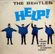 Beatles - Help ! /G/