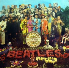Beatles - Sgt Pepers lonely... /UK/