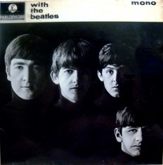 Виниловая пластинка Beatles - With The Beatles /GB/ MONO XEX.447  7N/ XEX.448 7N