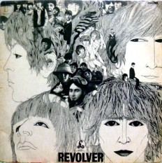 Beatles - Revolver /GB/ MONO XEX-605-2 / XEX-606-2