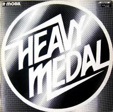 Виниловая пластинка P.Mobile - Heavy medal /Yu/