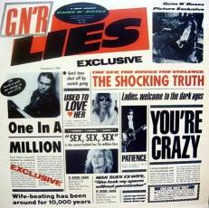 Виниловая пластинка Guns N' Roses - Lies /EU/