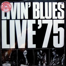 "Livin""Blues - Livie 75 /G/ 1 press"